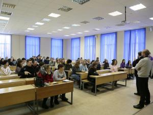 VSTU opened its doors for students and their parents - 1