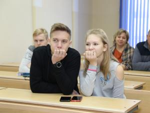 VSTU opened its doors for students and their parents - 4