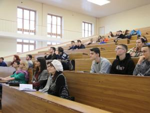 VSTU opened its doors for students and their parents - 2