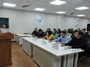 2019 Jilin Province Graduate Science and Technology Research Presentation (Engineering Division)