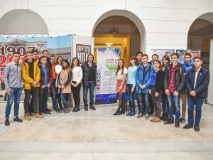 International Instrumentation Program is presented at the open day (Photo1)