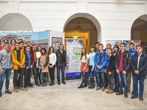 International Instrumentation Program is presented at the open day (Photo2)