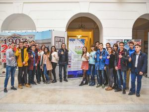 International Instrumentation Program is presented at the open day (Photo3)