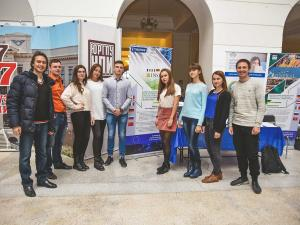 International Instrumentation Program is presented at the open day (Photo5)